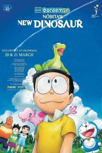 Doraemon: Nobita's New Dinosaur Poster