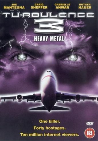 Turbulence 3: Heavy Metal Poster