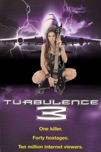 Turbulence 3: Heavy Metal Poster