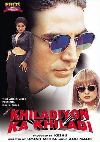 Khiladiyon Ka Khiladi Poster