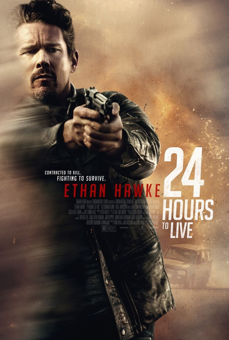 24 Hours to Live Poster