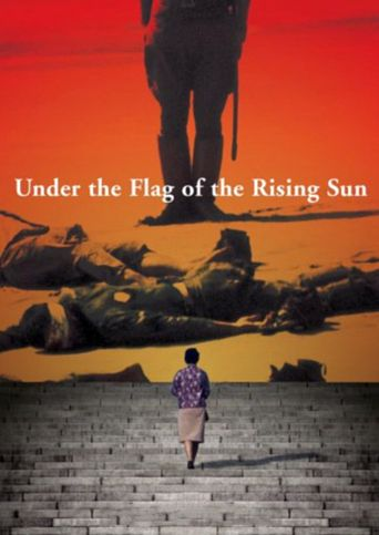 Under the Flag of the Rising Sun Poster