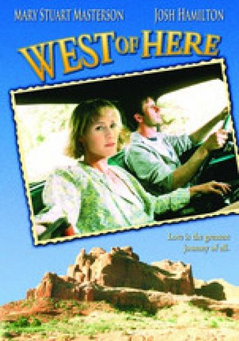 West Of Here Poster