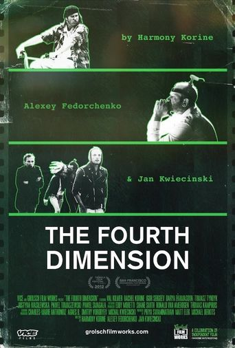 The Fourth Dimension Poster
