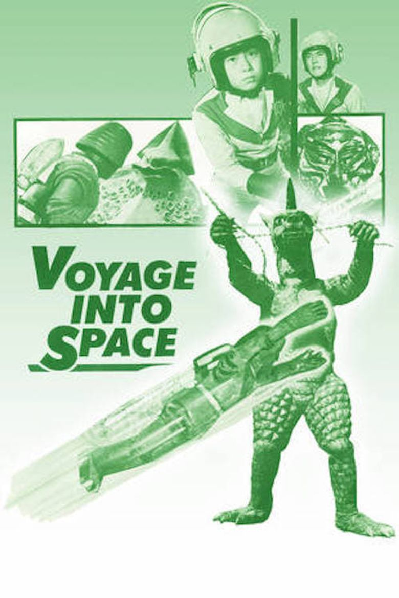 Voyage Into Space Poster