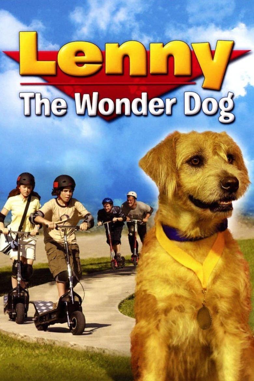 Lenny The Wonder Dog Poster