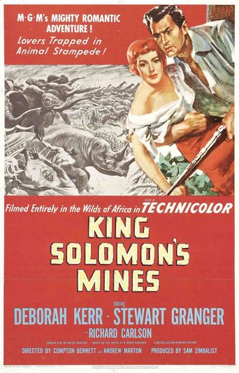 Watch King Solomon's Mines