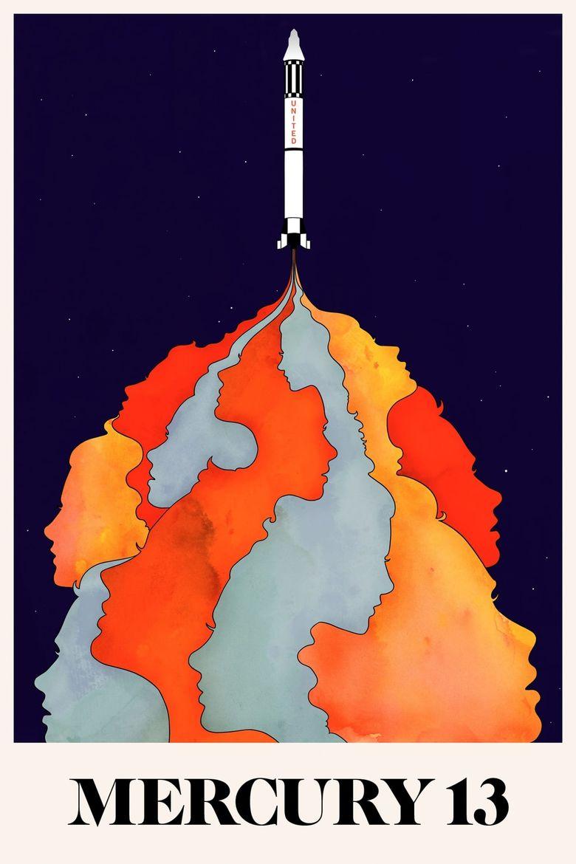 Mercury 13 Poster