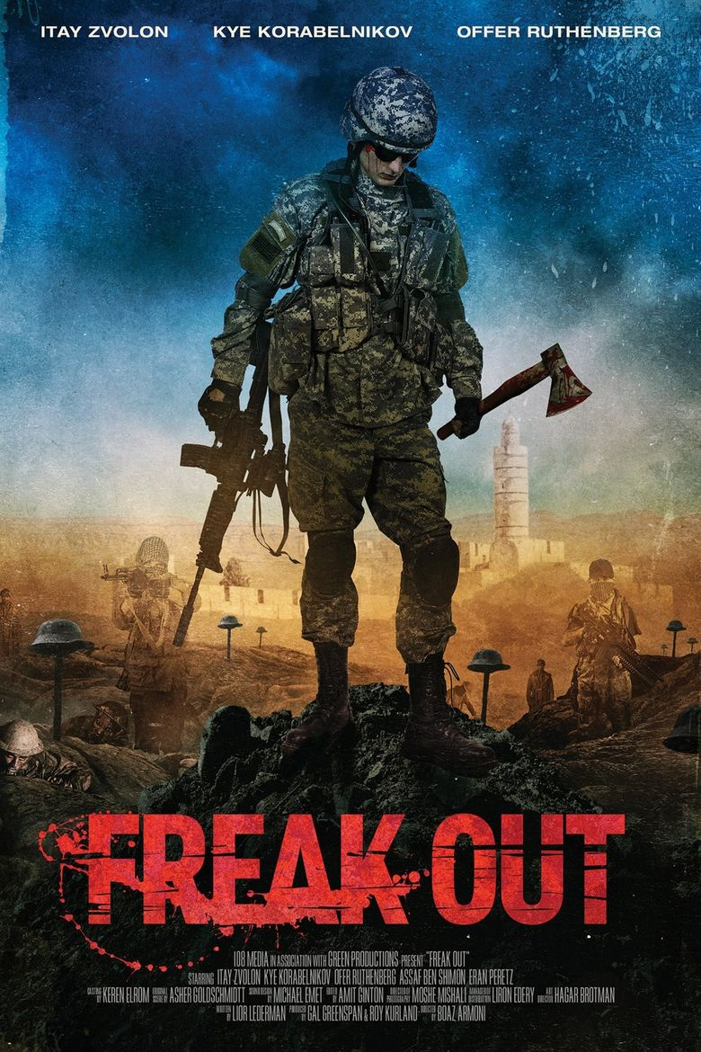 Freak Out Poster