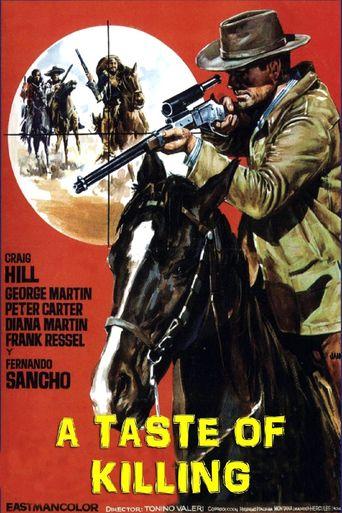 Taste of Killing Poster