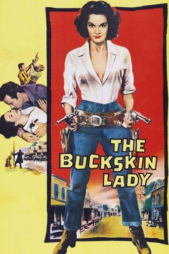 The Buckskin Lady Poster