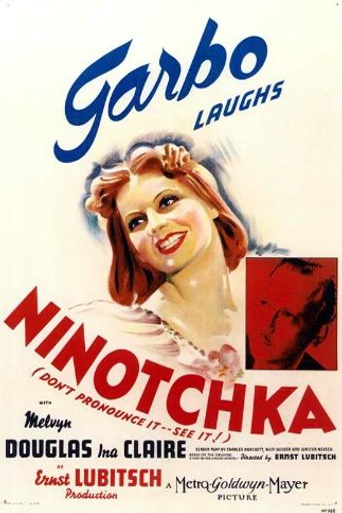 Watch Ninotchka
