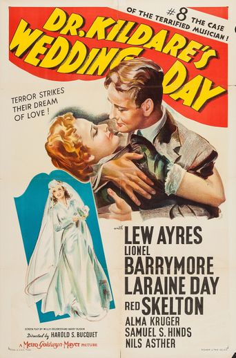 Dr. Kildare's Wedding Day Poster