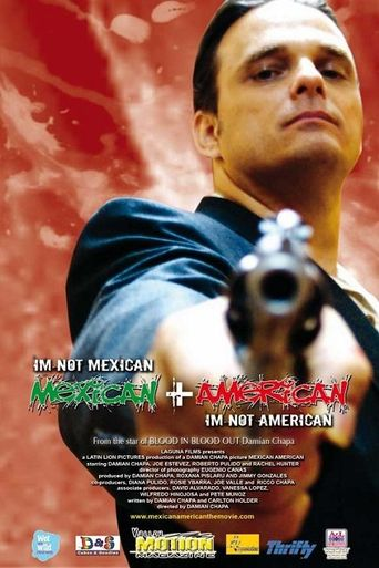 Mexican American Poster
