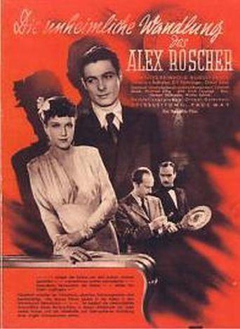 Die unheimliche Wandlung des Axel Roscher Poster