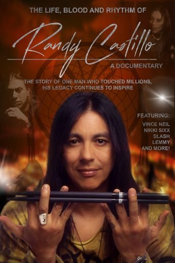The Life, Blood and Rhythm of Randy Castillo Poster