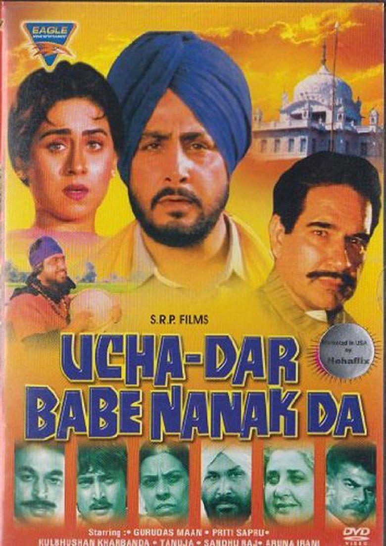 Ucha Dar Babe Nanak Da Poster