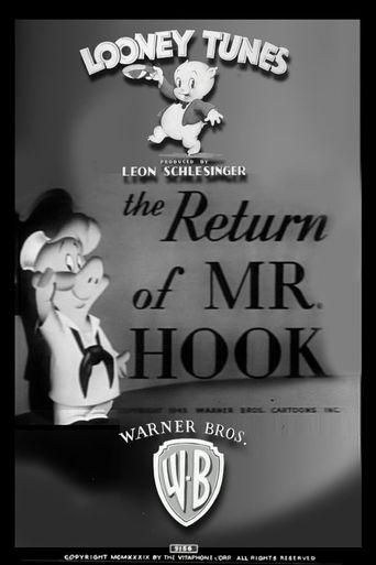 The Return of Mr. Hook Poster