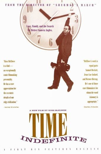 Time Indefinite Poster