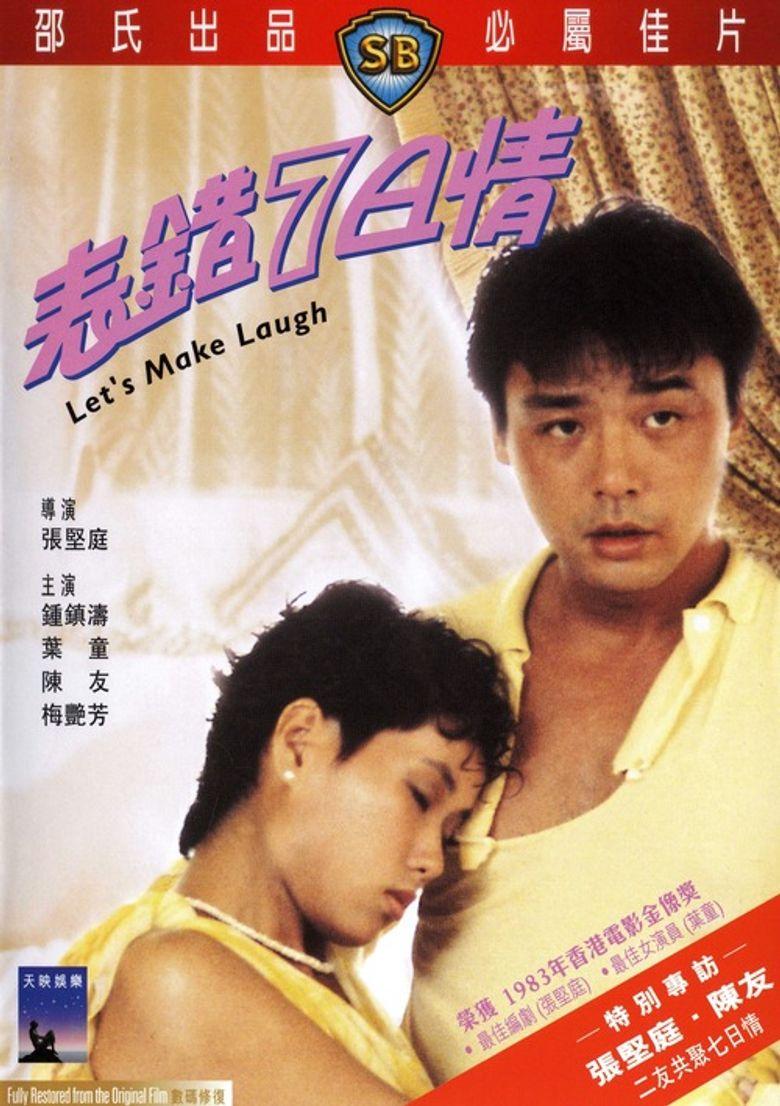 Let's Make Laugh Poster