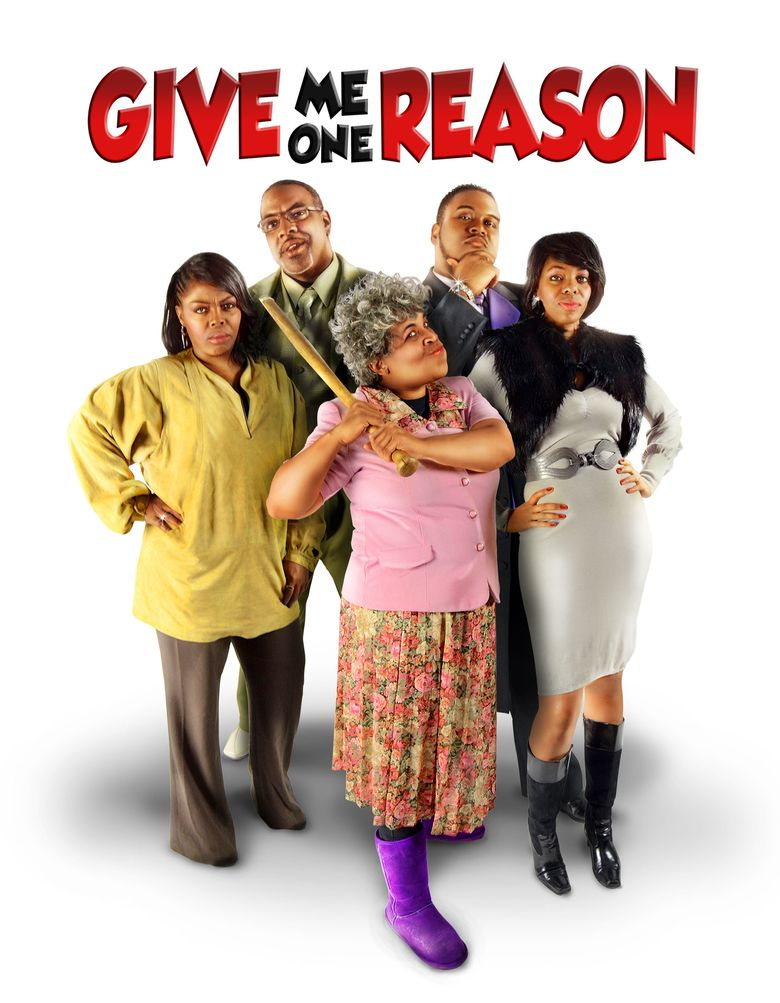 Give Me One Reason Poster