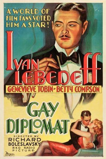 The Gay Diplomat Poster