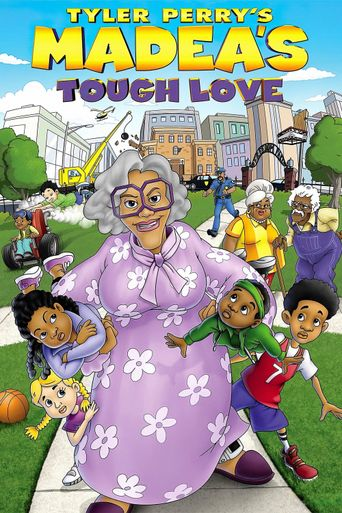 Tyler Perry's Madea's Tough Love Poster