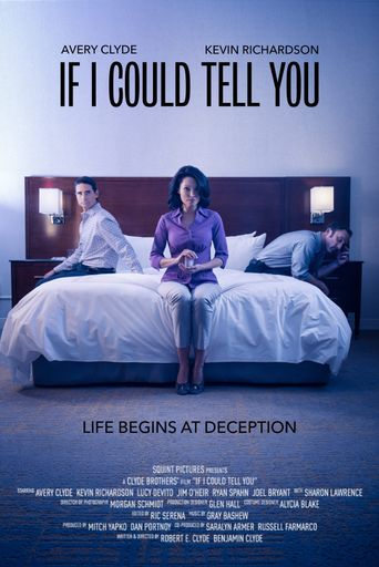 If I Could Tell You Poster