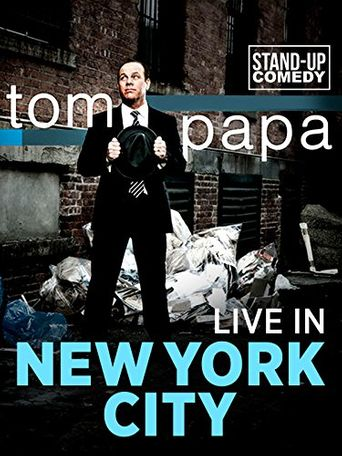 Watch Tom Papa: Live in New York City