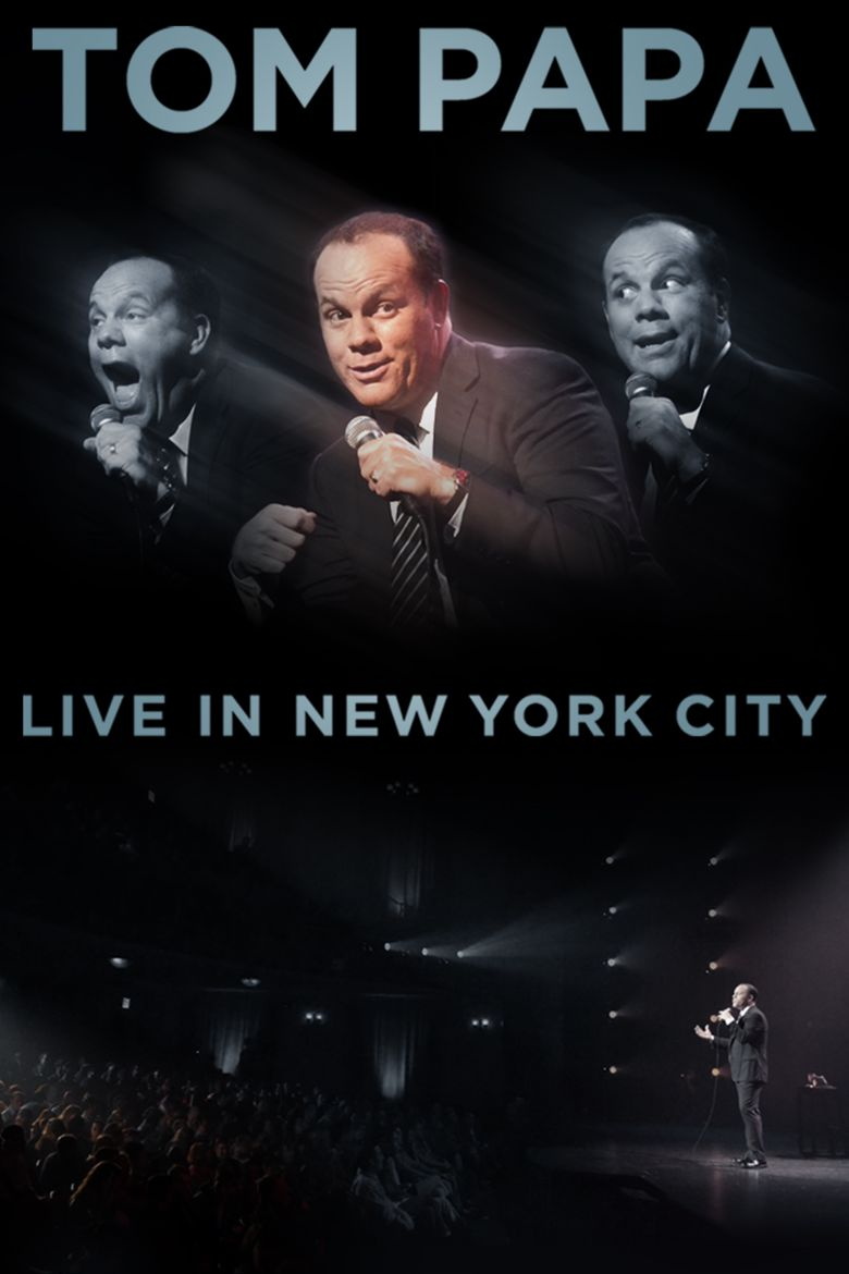 Tom Papa: Live in New York City Poster
