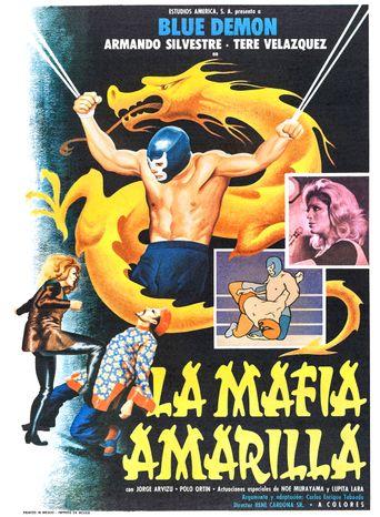 La mafia amarilla Poster