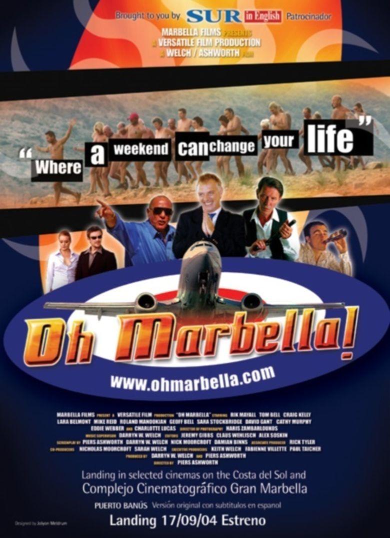 Oh Marbella Poster