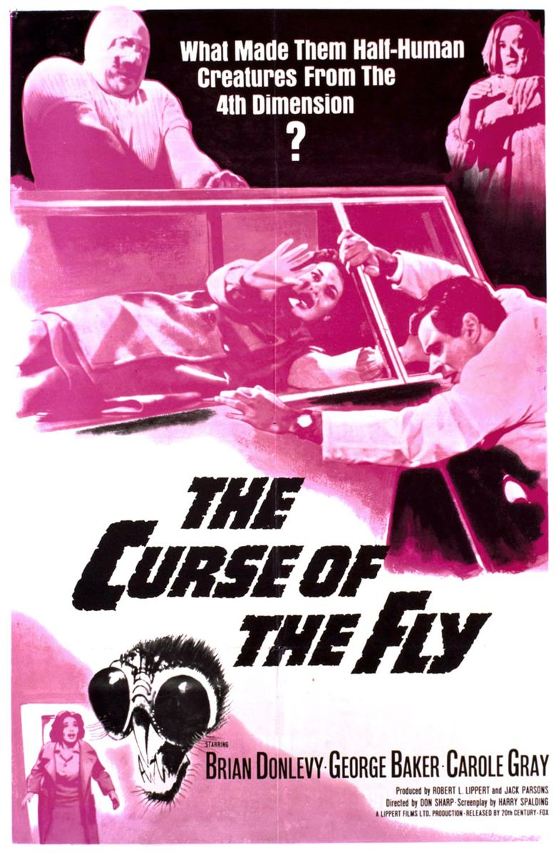 Curse of the Fly Poster