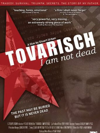 Tovarisch I Am Not Dead Poster