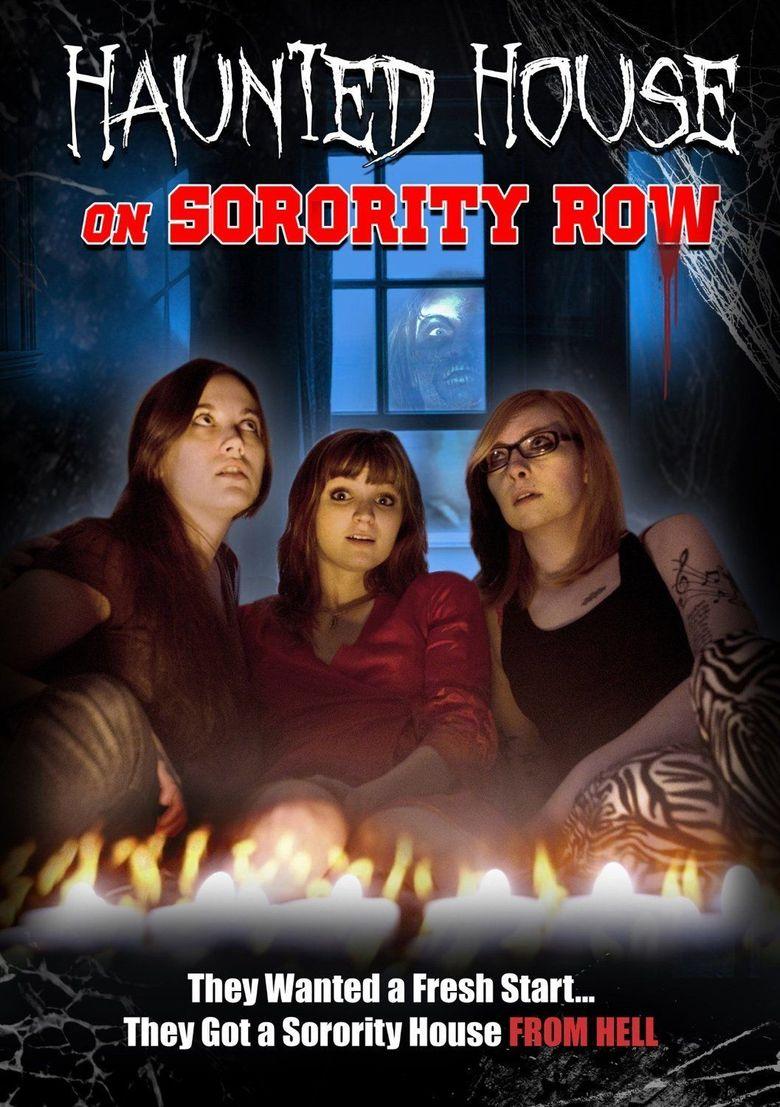 Haunted House on Sorority Row Poster