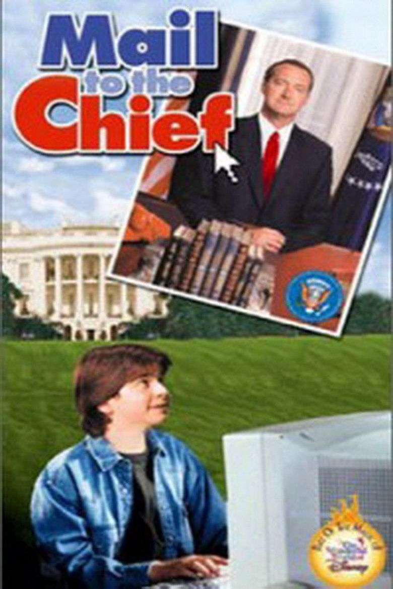 Mail To The Chief Poster