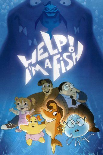 Help! I'm A Fish Poster