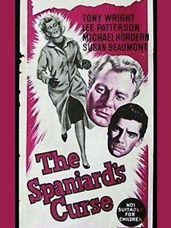 The Spaniard's Curse Poster