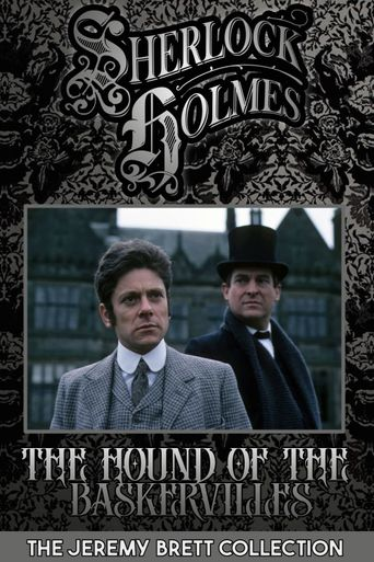 Sherlock Holmes: The Hound of the Baskervilles Poster
