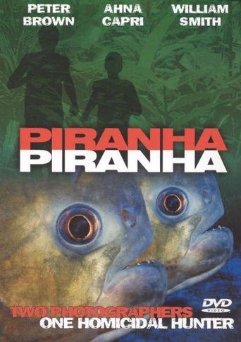 Piranha, Piranha Poster
