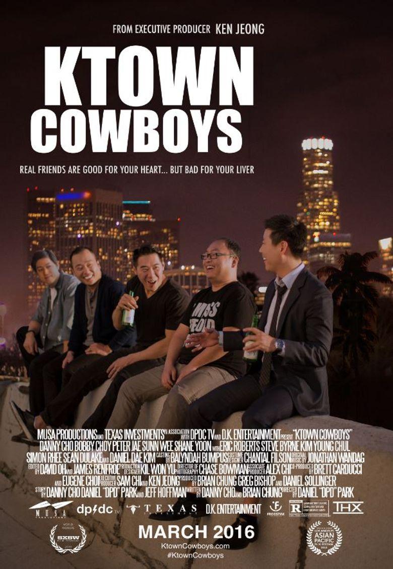 Ktown Cowboys Poster