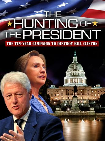 The Hunting of the President Poster