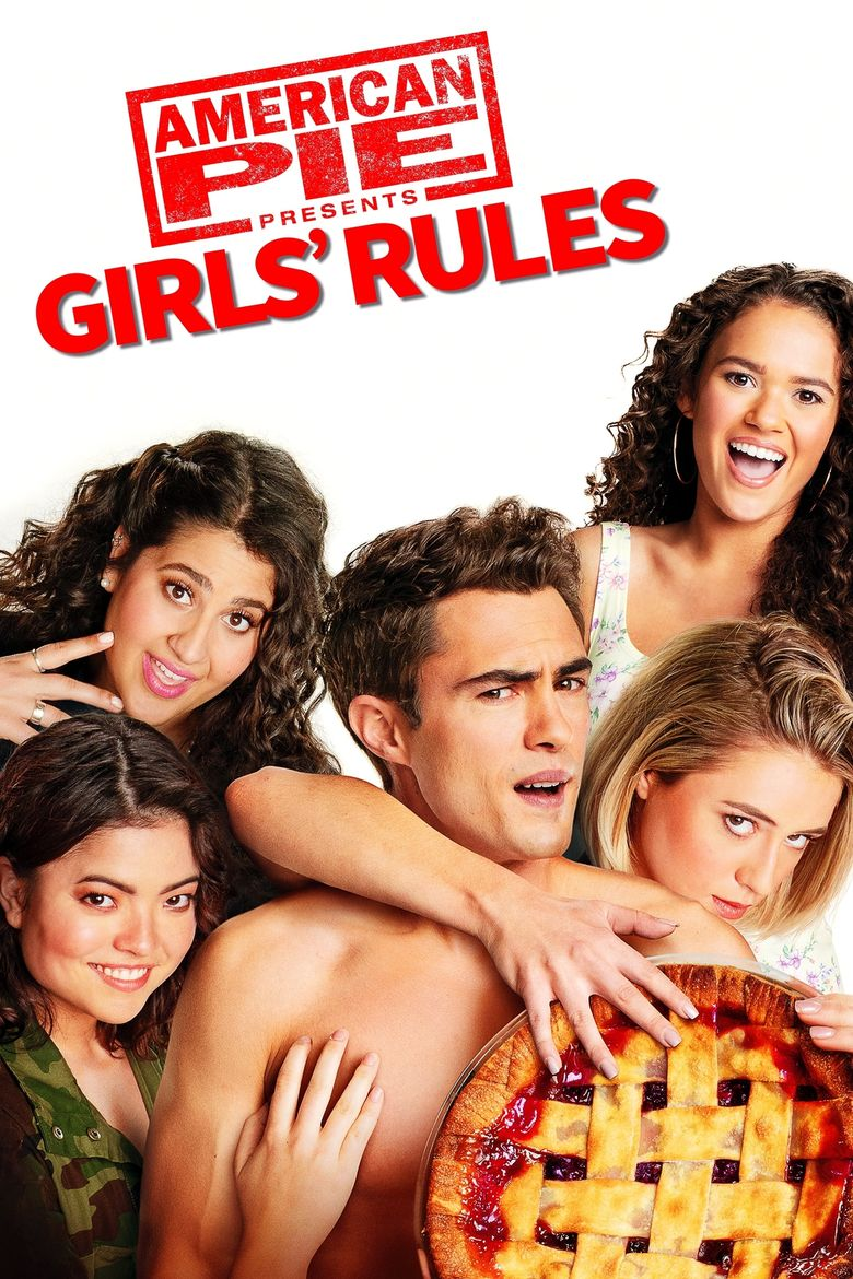 American Pie Presents: Girls Rules Poster