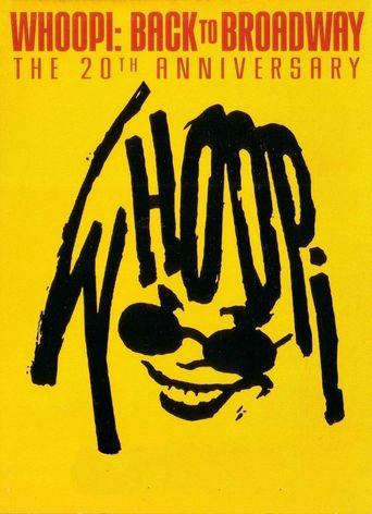 Whoopi Goldberg: Back to Broadway Poster