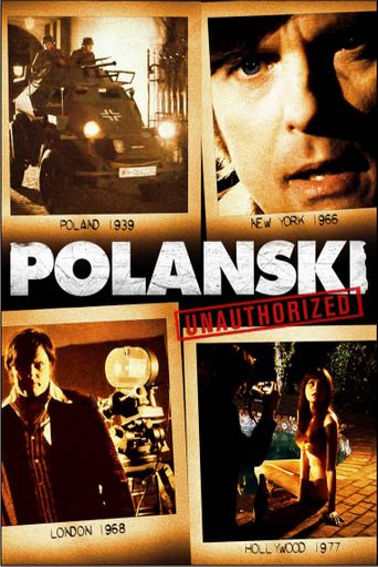 Polanski Unauthorised Poster