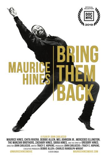 Maurice Hines: Bring Them Back Poster
