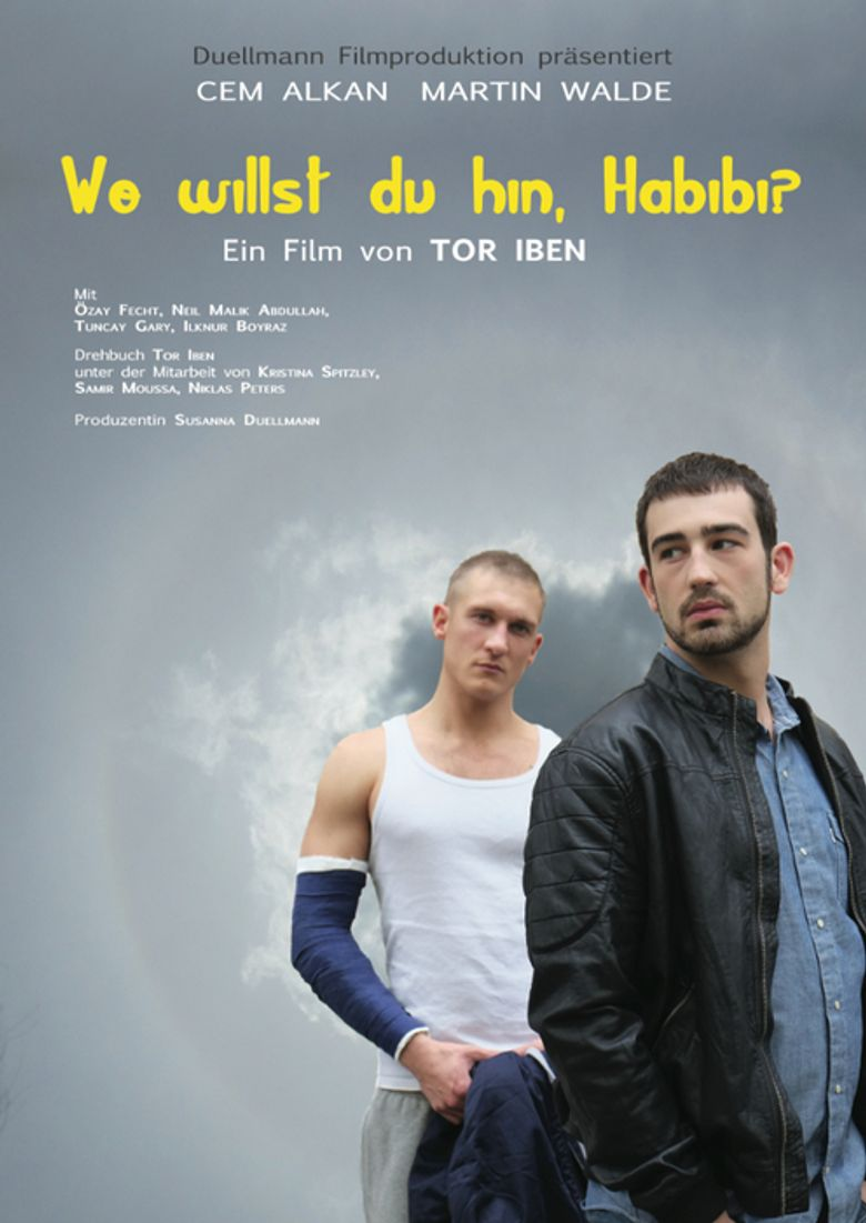 Where Are You Going, Habibi? Poster