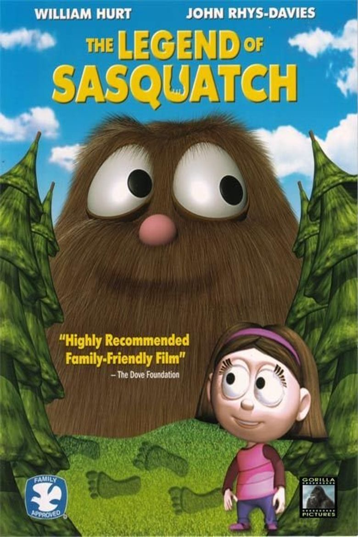 The Legend of Sasquatch Poster