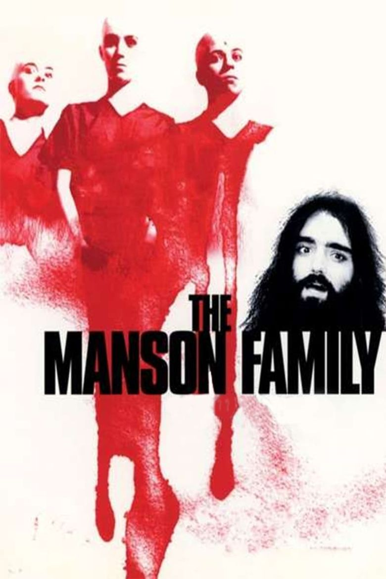 The Manson Family Poster