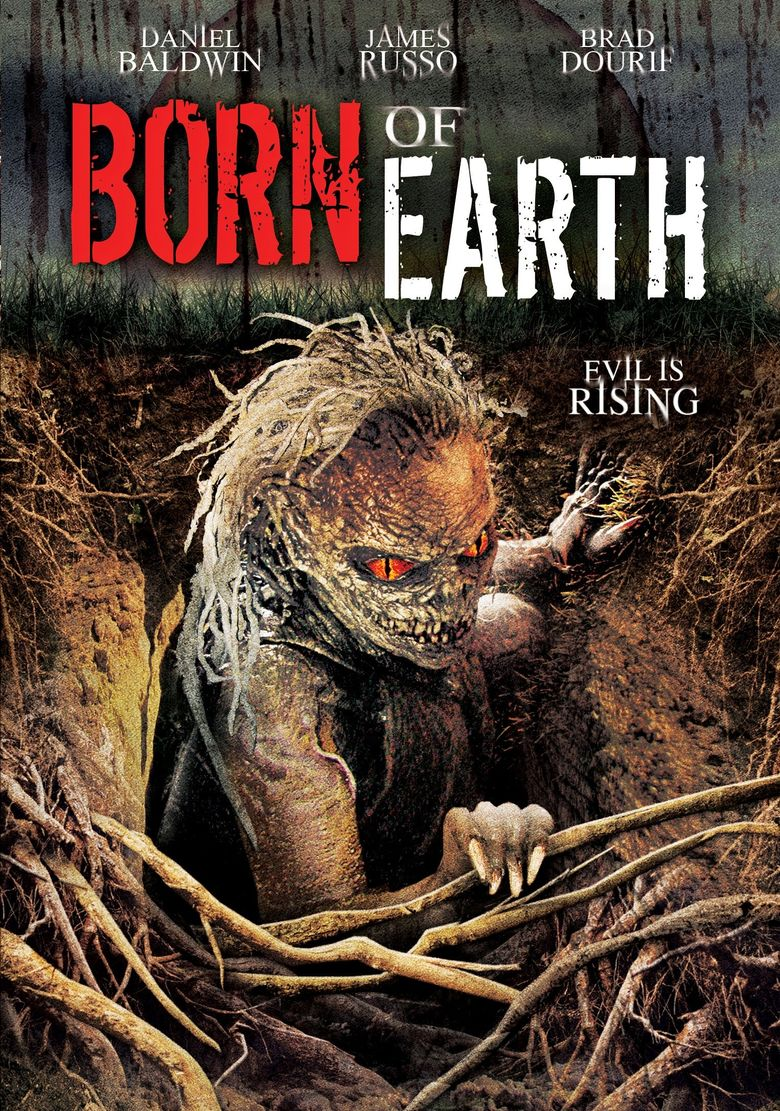 Born of Earth Poster